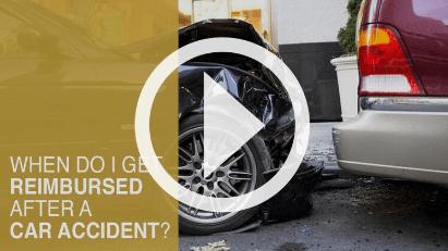 car accident reimbursement